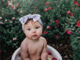 Baby Bath Tub 6 Month Old Blog Child Graphy