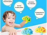 Baby Bath Tub for 1 Year Old Fu T Set Of 3 Baby Bath toys Swimming Tub Bathtub Cute