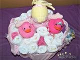 Baby Bath Tub Gift Make Diapers the Best Gift Of All with This Baby Bath