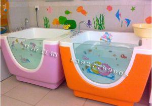 Baby Bath Tub Jacuzzi Upscale Tasteless Oversized Baby Pool Baby Infant