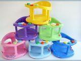 Baby Bath Tub Vs Bath Seat New Baby Bath Ring Tub Seat for Infant Kids Anti Slip 6