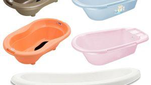 Baby Bath Tub with Drain Plug Portable Baby Bath Tub Plastic Drain Plug Wash