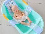Baby Bath Tub with Net Lazada Mais Novo Ajustável Bebê Kid Criança Segurança Segurança