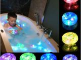 Baby Bath Tub with toys 1 2pcs Bath toys Light Up Waterproof Kids Baby Bathroom