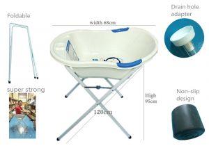 Baby Bathtub and Stand Puku Baby Bath Tub with Stand