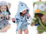 Baby Bathtub Australia Groupon Australia Pty Ltd — Animal themed Baby Bath Robe