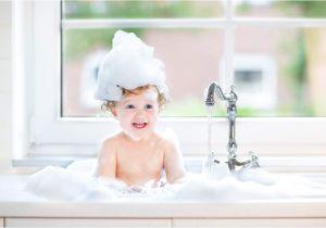 Baby Bathtub Bubbles are Bath Bombs Safe for Kids Plus 7 Cute Bath Bombs Picks