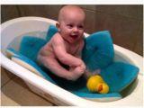 Baby Bathtub for Sink Baby Bathtub Newborn Foldable Flower Blooming Bath Tub