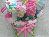 Baby Bathtub Gift Ideas Baby Girl Bath Gift Blossom Bouquet by Babyblossomco On Etsy