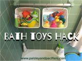 Baby Bathtub Hacks Bath toys Hack Kid Stuff