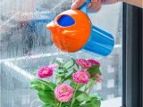 Baby Bathtub Head Float Water Cans Watering Pot Baby Bath Wash Head Floating toy