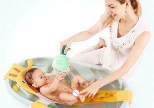 Baby Bathtub Infant Sling Baby Bathtub with Sling