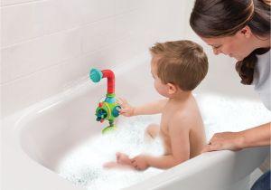 Baby Bathtub Infant Sling Summer Infant My Fun Tub Baby Bath Seat with Sprayer