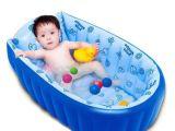 Baby Bathtub Jumia General the Baby Inflatable Bath Tub Blue Price In Egypt