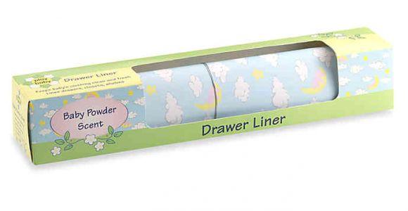 "Baby Bathtub Liner Iplay Baby Powder Scented ""sleepy"" Drawer Liners Package"
