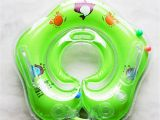 Baby Bathtub Neck Float Baby Aids Infant Swimming Neck Float Ring Safety