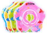 Baby Bathtub Neck Ring Baby Swimming Rings Neck Float Infant Bath Ring Adjustable