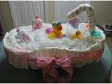 Baby Bathtub Olx Bath Time Boy Duck Diaper Cake Baby Shower Decoration