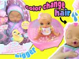 Baby Bathtub Surprise Canada Baby Born Surprise Bathtub Surprise Doll Unboxing Bigger