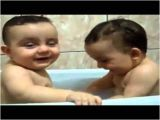 Baby Bathtubs for Twins [baby] Kute Twins Brothers Enjoying Bath Time Baby Cute