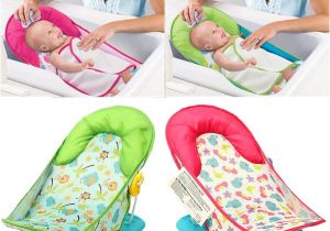 Baby Chairs for Bath Tub Infant Baby Bather Cradles Bathing Shower Chair Bath Tub