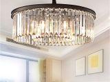 Baby Room Light Fixtures Amazon Com Meelighting Crystal Chandeliers Modern Contemporary