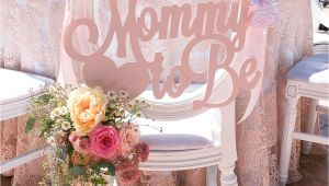 Baby Shower Decorations Pictures Baby Shower Chair Sign Mommy to Be Wooden Cutout In Custom Colors