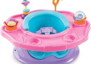 Baby Tub Seat Walmart Summer Infant 3 Stage Superseat Pink Walmart