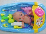 Baby with Bathtub toy Bongbongidea toy Baby Bath Tub Water Play Set V1 V2