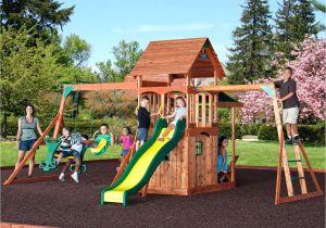 Backyard Discovery Monticello Cedar Swing Set Backyard Discovery Monticello Cedar Swing Set the Best Backyard