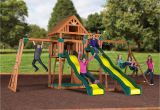Backyard Discovery Montpelier Cedar Wooden Swing Set Amazon Com Backyard Discovery Crestwood All Cedar Wood Playset