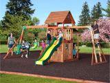 Backyard Discovery Saratoga Brookfield Cedar Playset Sams Club