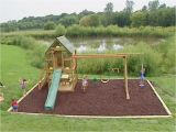 Backyard fort Kit Diy Backyard Playground Kits Playground Ideas Backyard Pinterest