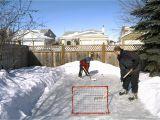 Backyard Ice Rink Kits How to Build and Maintain A Backyard Ice Skating Rink