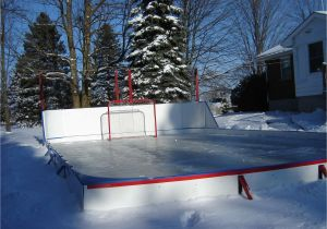 Backyard Ice Rink Liner Backyard Ice Rink without Liner the Library 1994