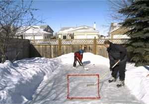 Backyard Ice Rink Liner How to Build and Maintain A Backyard Ice Skating Rink