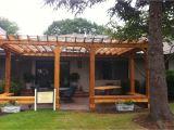 Backyard Pavilion Plans Backyard Pergolas Pictures with Elegant 50 Best Patio Pergola Ideas