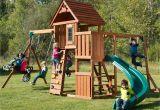 Backyard Playgrounds for Sale Gorilla Playsets Pb 8272 Cedar Brook Play Set Playsetoutdoorideas
