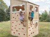 Backyard Playhouse Plans some Nice Diy Kids Playground Ideas for Your Backyard Pinterest