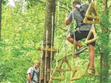 Backyard Ziplines Backyard Zip Line Safety Elegant Zipline Courses Throughout Virginia