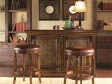 Baer S Furniture Naples Artistica Winston Backless Leather Stool Baers Furniture Bar