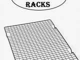 Bakers Cooling Rack by Linden Sweden Inc Amazon Com Baker S Secret Cooling Rack 4 Racks Kitchen Dining