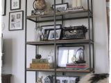 Bakers Rack Ikea Canada Vittsjo Ikea Hack Into Rustic Industrial Shelving Decorating