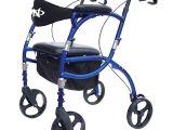 Bariatric Rollator Transport Chair Combo Amazon Com Hugo Navigator Combo Rollator Walker Transport