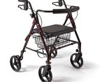 Bariatric Rollator Transport Chair Combo Amazon Com Medline Heavy Duty Bariatric Aluminum Mobility Rollator