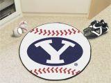 Baseball Field area Rug byu Baseball Mat 27 Diameter Products Pinterest Nylon Carpet