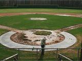 Baseball Field Rug Custom Home Plate Halo Installation Instructions On Deck Sports Blog