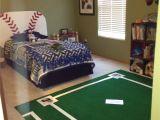 Baseball Field Rug Diy Baseball Field Rug for Baseball Lovers Room Went to Menards and