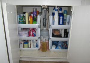 Bathroom Cabinet Storage Bathroom Cabinet Update the Elm Life