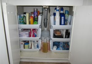 Bathroom Cabinet Storage Bathroom Cabinet Update the Elm Life